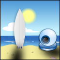 Beach/Surfweather Webcams icon