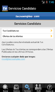Empleo - Trabajo - screenshot thumbnail