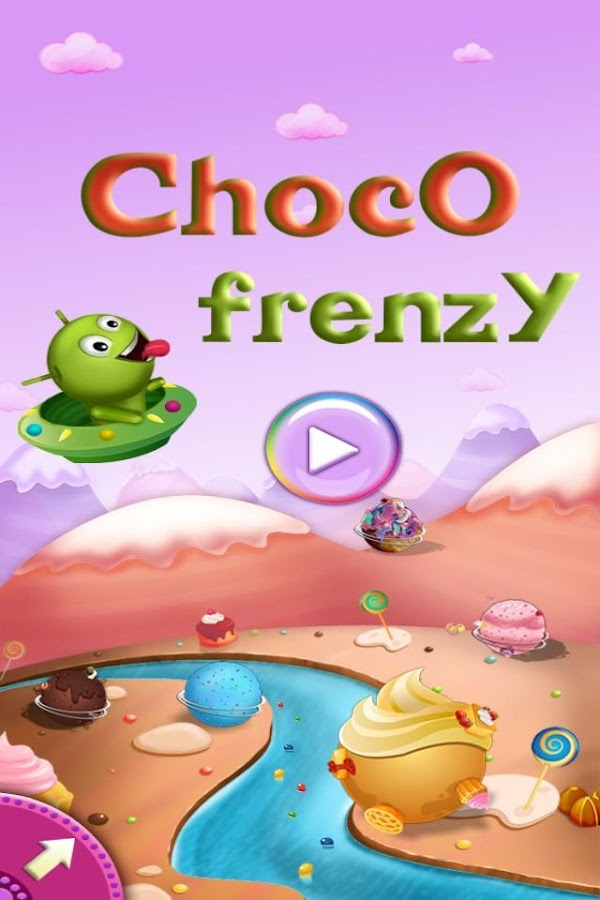 Choco Frenzy- screenshot