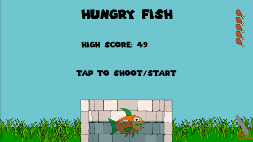 Blubb: The Hungry Fish
