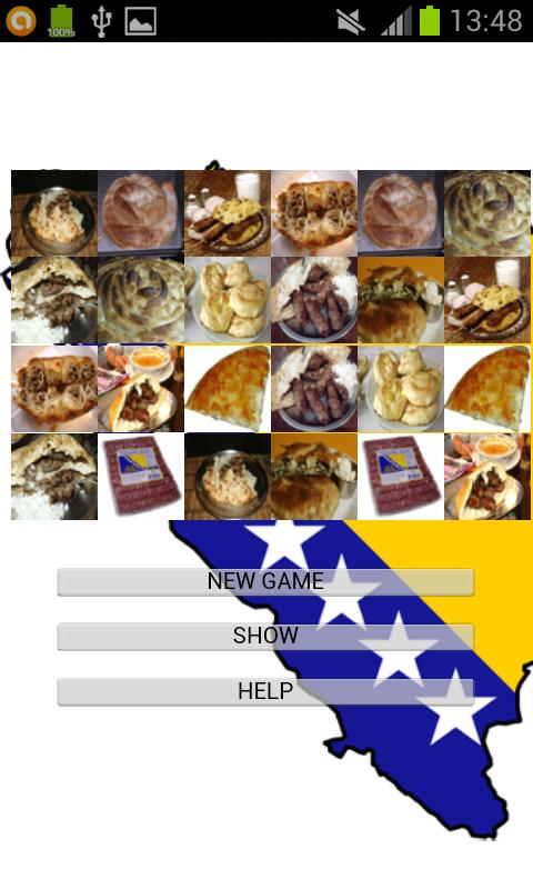 McCevap & McBurek Memory Game - screenshot