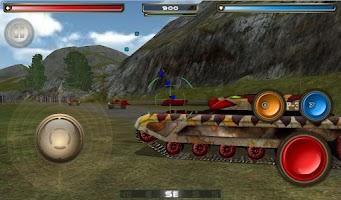 Screenshot of Tank Recon 2 (Lite)