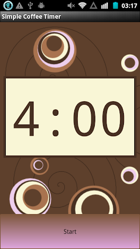 【免費通訊App】Simple Coffee Timer-APP點子