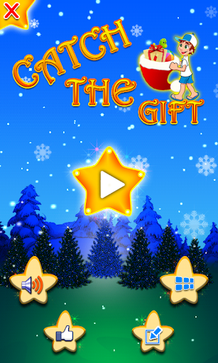 Catch the gift- Christmas spcl