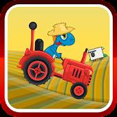 gizmo rush tractor