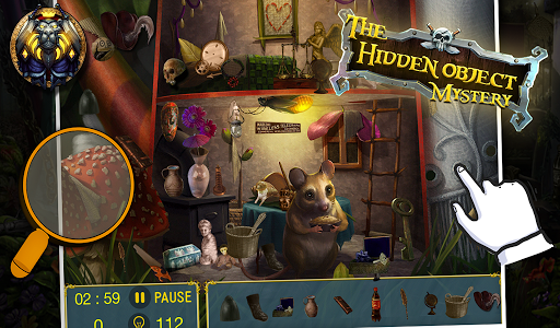 The Hidden Object Mystery 4 v11.1.1
