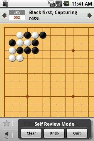 Master of Go - baduk- screenshot
