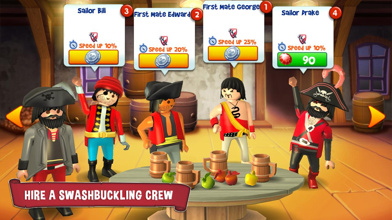 PLAYMOBIL Pirates - screenshot