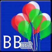 BBurst : balloons burst