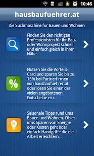Hausbauführer- screenshot thumbnail