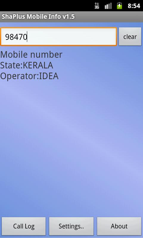 ShaPlus Caller Info (India) Screenshot 1