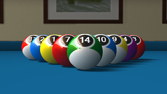 Pool Break Pro – 3D Billar v2.6.4 Mod APK 6