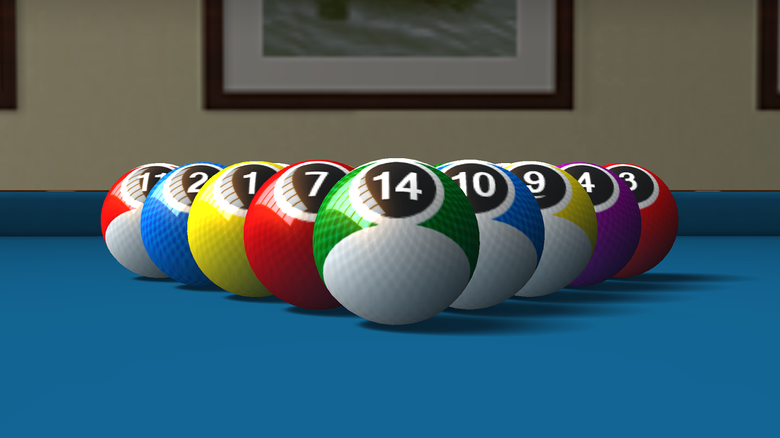 Pool Break Pro - 3D Billiards- screenshot