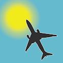 Flight Status icon