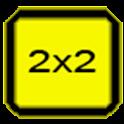 2×2 logo