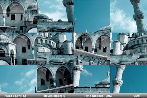 Tile Swap 100 World Wonders