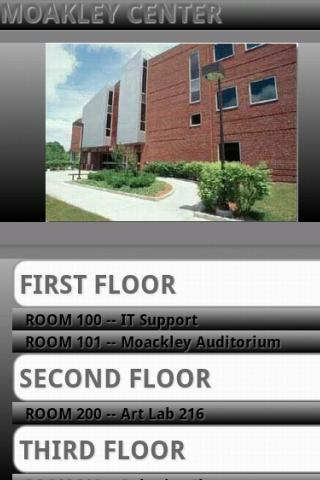 BSU CAMPUS APP - screenshot
