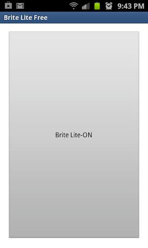 Brite Lite Free
