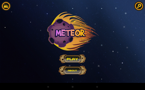 Meteor: Math Planet Defense screenshot