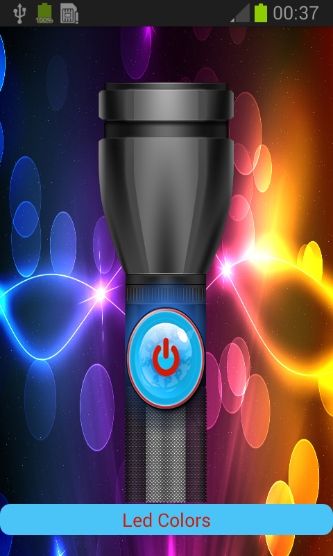 Linterna Flashlight Premium - screenshot