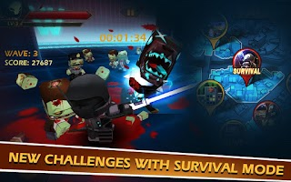 Screenshot of Call of Mini: Zombies