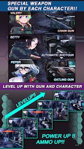 Gun Fire Girls v1.02 Mod Money