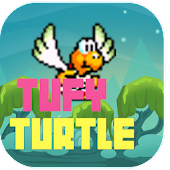 Tufy - The flying turtle