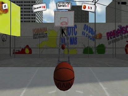Basketball 3D Shoot Free Games