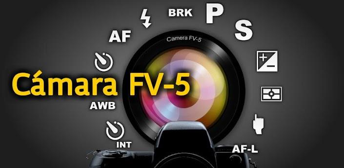 Camera FV-5 v1.46 Apk Full App