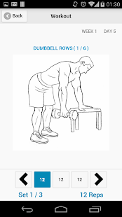 Home Workout - free exercises- screenshot thumbnail