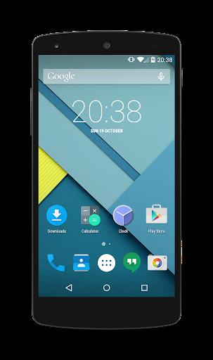 Android Lollipop Theme CM11