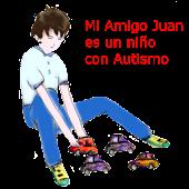 Mi Amigo Juan:Niño con Autismo