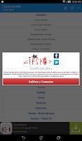 Screenshot of Clasificados de Bahía Blanca