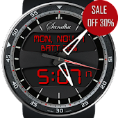 Space 360 -Watch face Moto 360