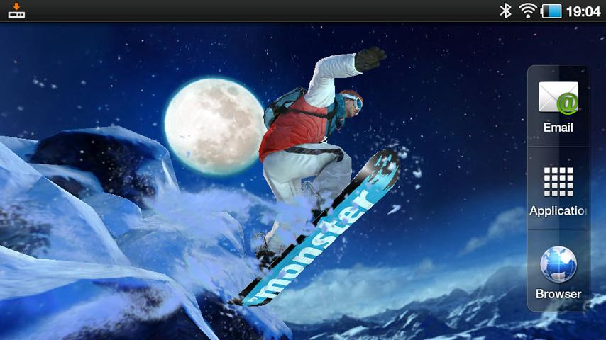 Good Point: Snowboarding HD- screenshot