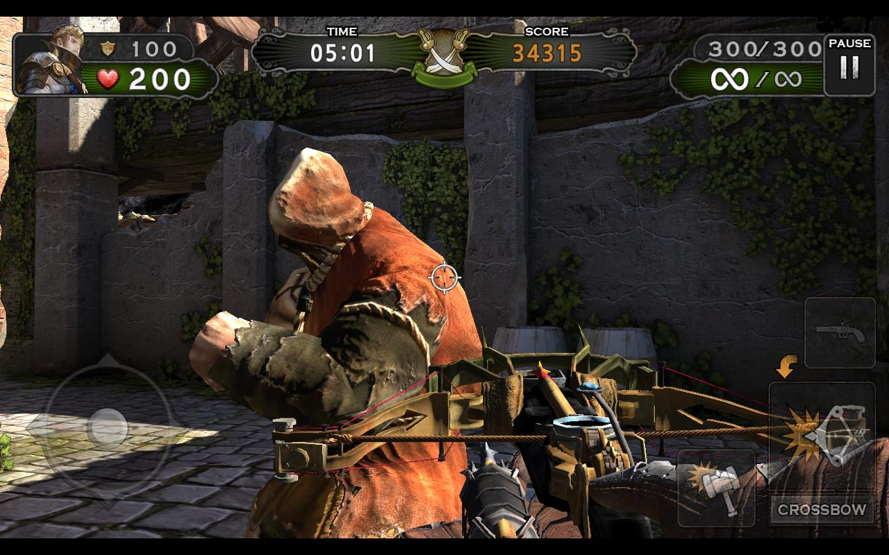 Renaissance Blood THD- screenshot