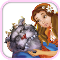 Beauty and the Beast Jigsaw icon