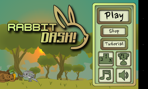 Rabbit Dash!- screenshot thumbnail