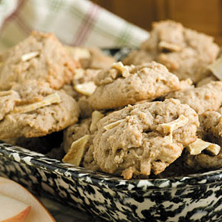 Brown Sugar-Apple Cookies