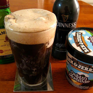 Irish Car Bomb Float.