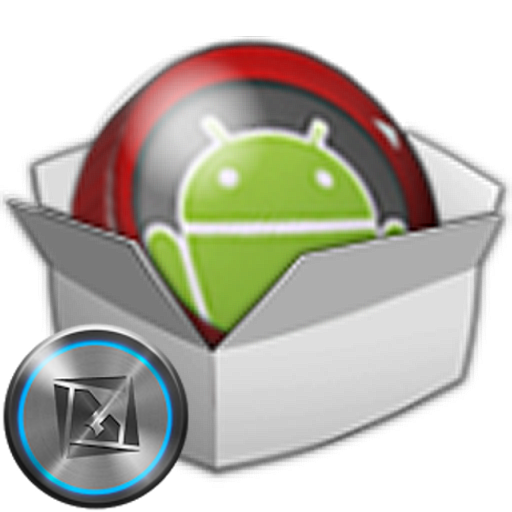 TSF Shell Theme C3D HD for Android