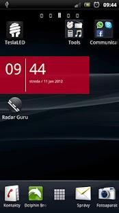 RadarGuru - Speed-Kameras Guru Screenshot