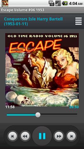 Escape - Old Time Radio Vol.6
