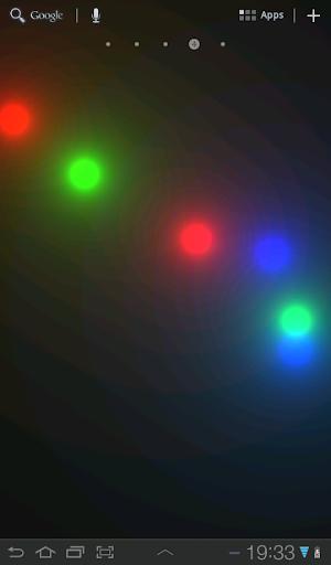 Soft Lights Live Wallpaper