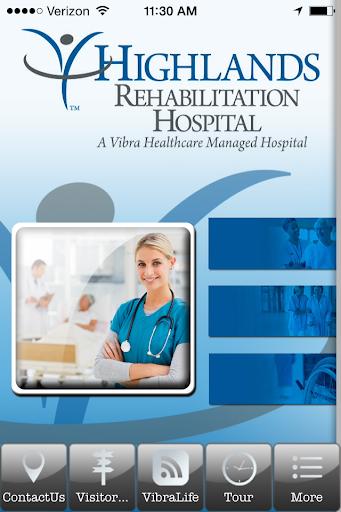 Highlands Rehab Hospital