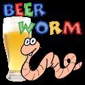 Beerworm logo