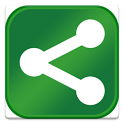 Share App-App Share Bluetooth icon