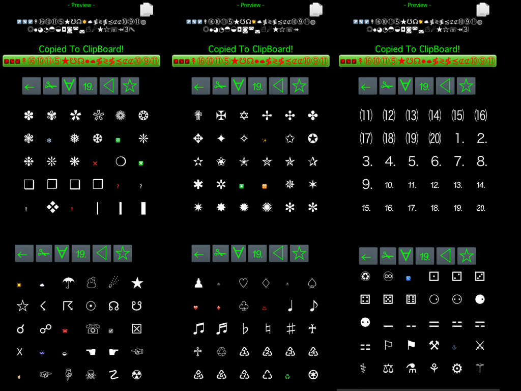 Unicode icons special symbols google play store revenue unicode icons special symbols google play store revenue download estimates indonesia biocorpaavc Image collections