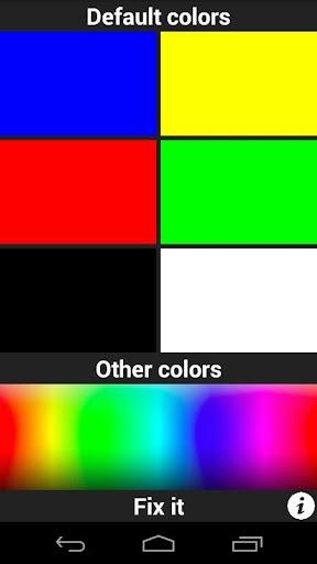 Dead Pixel Detector Fixer