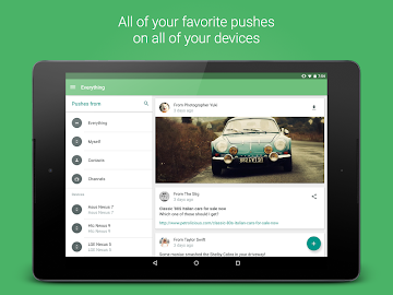 Pushbullet Screenshot 2